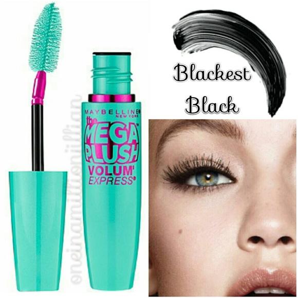 0e39000c301 Maybelline Makeup | Volum Express Mega Plush Mascara | Poshmark